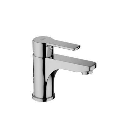 Red Bathroom Faucet Single Lever Handle