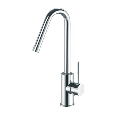 Light Bathroom Faucet Single Lever Handle