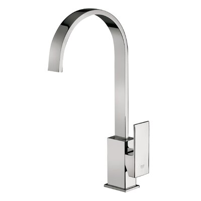 Elle Single Handle Kitchen Faucet with Swiveling Spout