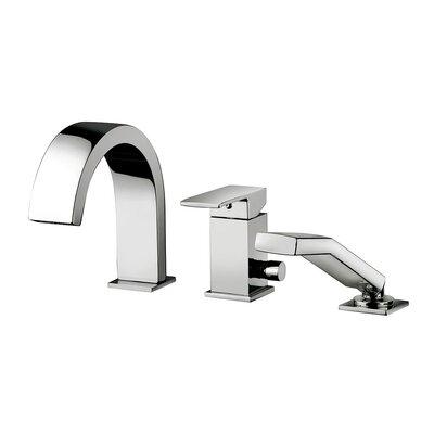 Elle Diverter Shower Mixer/Hand Shower with Lever Handle