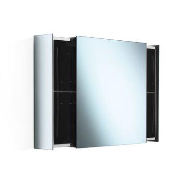 Linea Pika 24.4 x 22 Surface Mount Medicine Cabinet