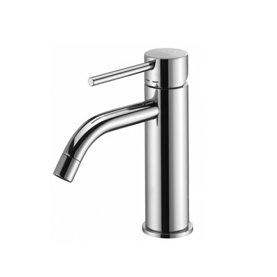Light Single hole Single Handle Bathroom Faucet