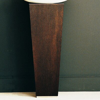 Concert 10.6 Single Bathroom Vanity Base Base Finish: Wenge