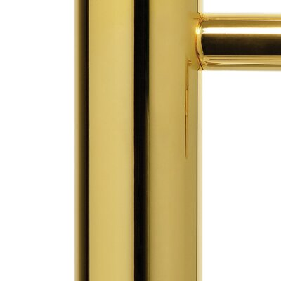 Light Exclusive Universal Push Pop Up Bathroom Sink Drain Finish: Honey Gold