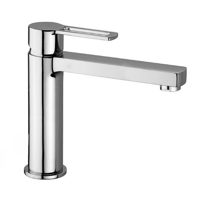 Ringo Single Hole Lever Handle Bathroom Faucet