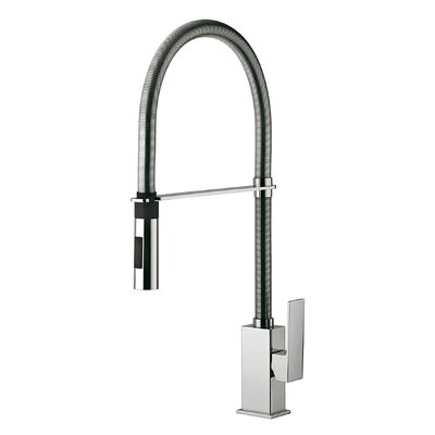 Elle Single Pull Down Kitchen Faucet