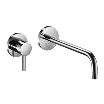 Birillo Wall mounted Single Handle Bathroom Faucet
