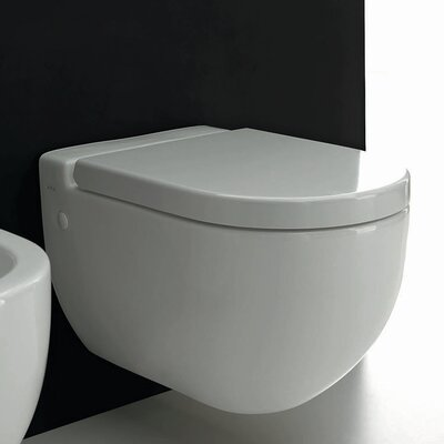 One Evolution Elongated Toilet Bowl