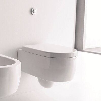 Kerasan Flo Elongated Toilet Bowl