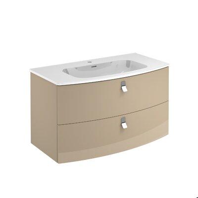 Rondo 39 Single Bathroom Vanity Base Finish: Taupe
