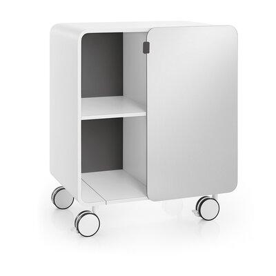 "Linea 23.8"" x 28.3"" Free Standing Cabinet Bej 8030.17"