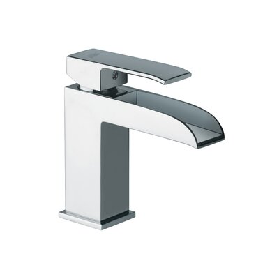 Fonte Single Handle Bathroom Sink Faucet Finish: Polished Chrome