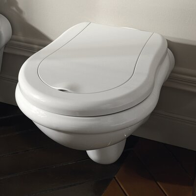 Kerasan Retro Elongated Toilet Bowl