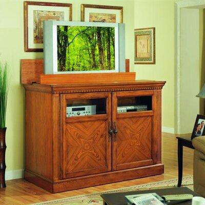 Cheap Sunrise Furniture Brighton Lift 42″ TV Stand in Oak (FET1001)
