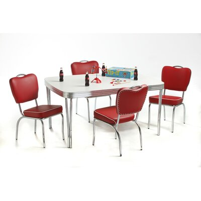 dining room furniture dining chair retro chrome dining chairs