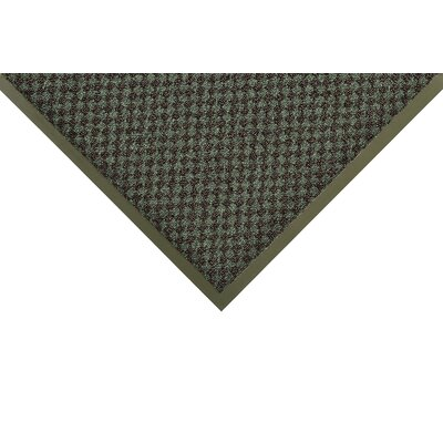 Preference Solid Doormat Mat Size: Rectangle 3 x 4, Color: Hunter Green