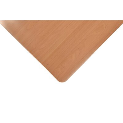 Comfort Style Doormat Mat Size: Rectangle 18 x 36, Color: Oak