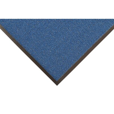 Prelude Doormat Color: Blue, Size: Runner 3 x 10