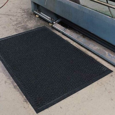 Slip Guard Doormat Size: Rectangle 3 x 5