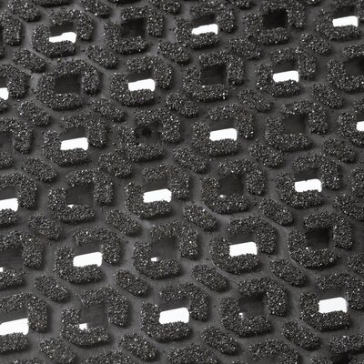 Cushion-Lok Utility Mat Mat Size: Rectangle 36 x 6, Color: Black