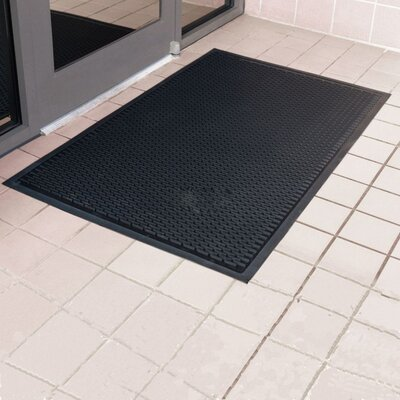 Slip Guard Doormat Mat Size: Rectangle 3 ' x 5'