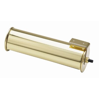 Advent 7 Incandescent Under Cabinet Bar Light Finish: Polished Brass