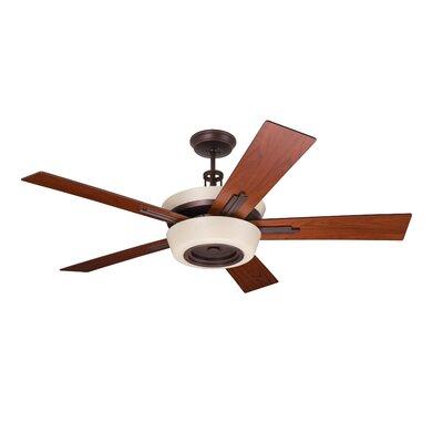 62 Tall 5-Blade Ceiling Fan