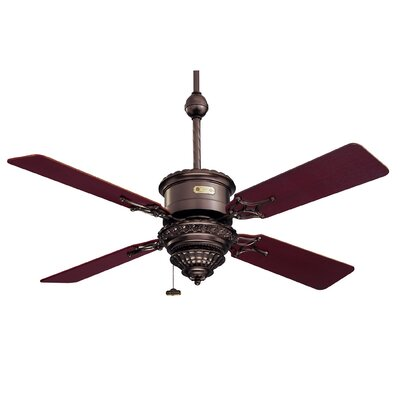 "54"" Echols 2 or 4-Blade Ceiling Fan ARGD3619 43305422"