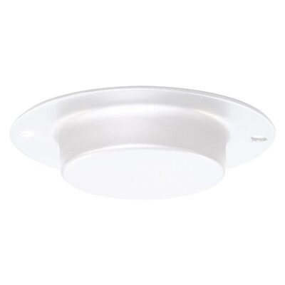 Veloce Cover Plate Light Fixture Housing finish: Appliance White