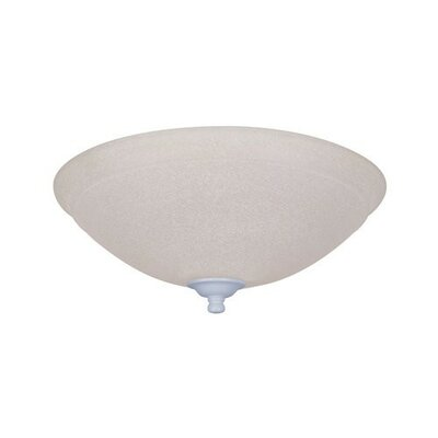 Ashton White Mist Light Fixture Housing Finish: Appliance White