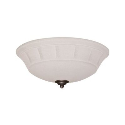 Grande White Mist Light Fixture Housing Finish: Antique Pewter
