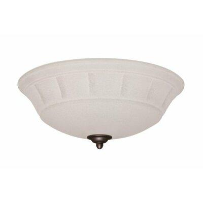Grande White Mist Light Fixture Housing finish: Summer White