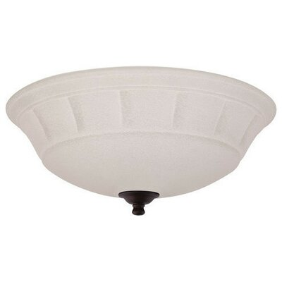 Grande White Mist Light Fixture Housing Finish: Venetian Bronze