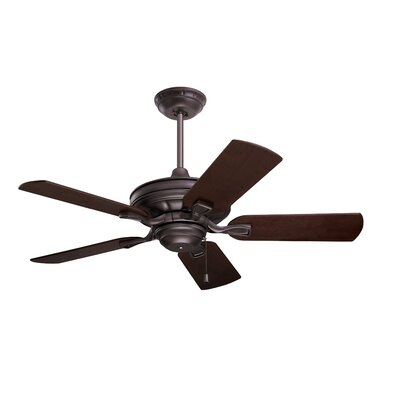 42 Middleport Ceiling Fan Finish: Satin White Finish  W/ Satin White and Maple