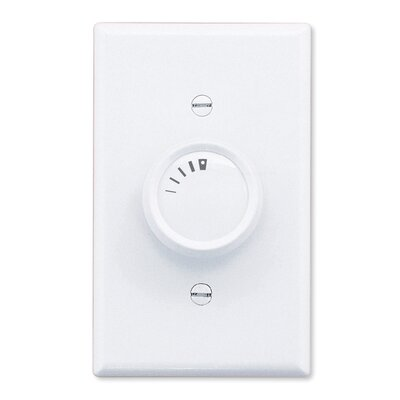 Wall Mounted Fan Control