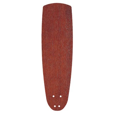 Accessory Blade Finish: Mahogany