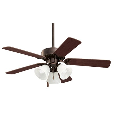 42 Kelsi Pro Series II Ceiling Fan Finish: Oil Rubbed Bronze with Cherry/Medium Oak Blades