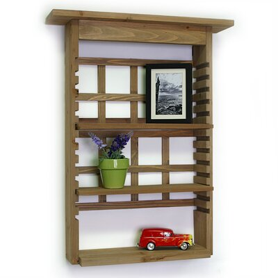 Garden View Accent Shelf