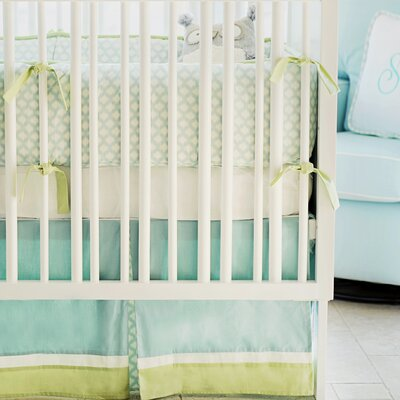 New Arrivals Sprout 3 Piece Crib Bedding Set CRIB3-SPROUT