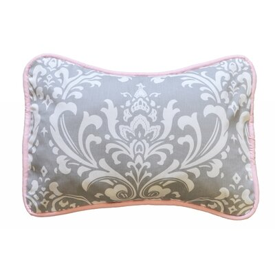 Stella Gray Throw Pillow