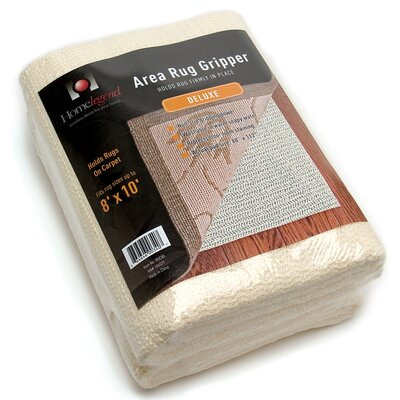 "HomeLegendRugs Area Rug Gripper Pad - Rug Size: 96"" H x 120"" W at Sears.com"