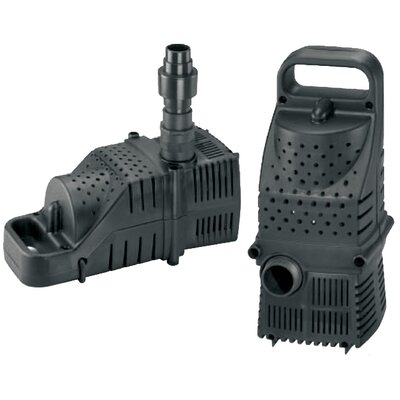 4800 GPH Danner HY Drive Pump for Water Falls and Streams