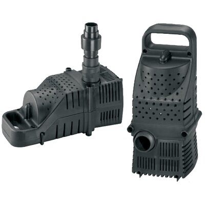 3200 GPH Danner HY Drive Pump for Water Falls and Streams