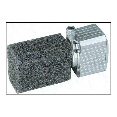 950 GPH Danner Pond Mag 9.5 Pump with Foam Prefilter 18' Cord