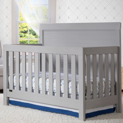 Simmons Kids Rowen SlumberTime 4-in-1 Convertible Crib 320180_026