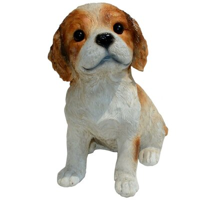 Cavalier King Charles Spaniel Puppy Statue MCD80092
