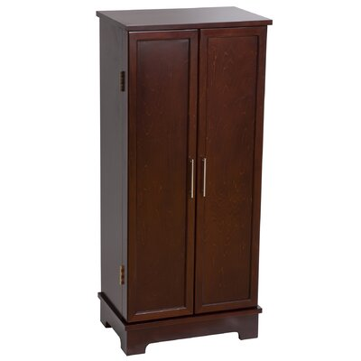Lynwood Jewelry Armoire with Mirror