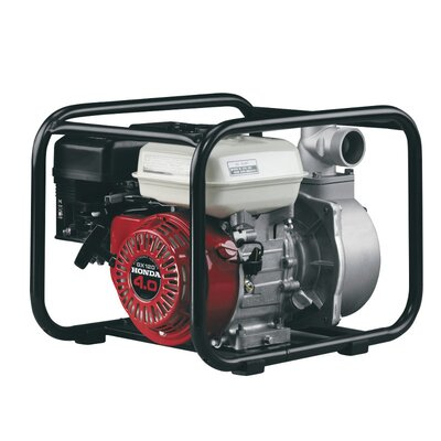 Wayne 4 HP Honda Gasoline-Powered Transfer Utility Pump