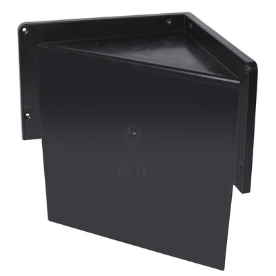 Corner Built-in Shower Bench