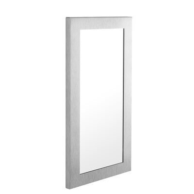 Muro Wall Mirror Size: 13.75